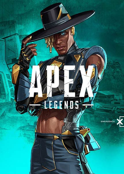 Apex Legends Game Album Cover