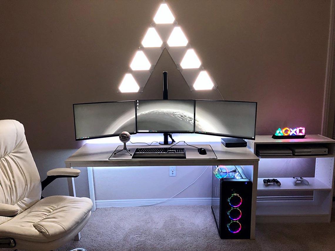 Aydan Gaming Room Setup