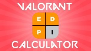 Valorant eDPI Calculator