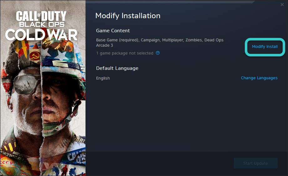 Cold War Modify Install 2