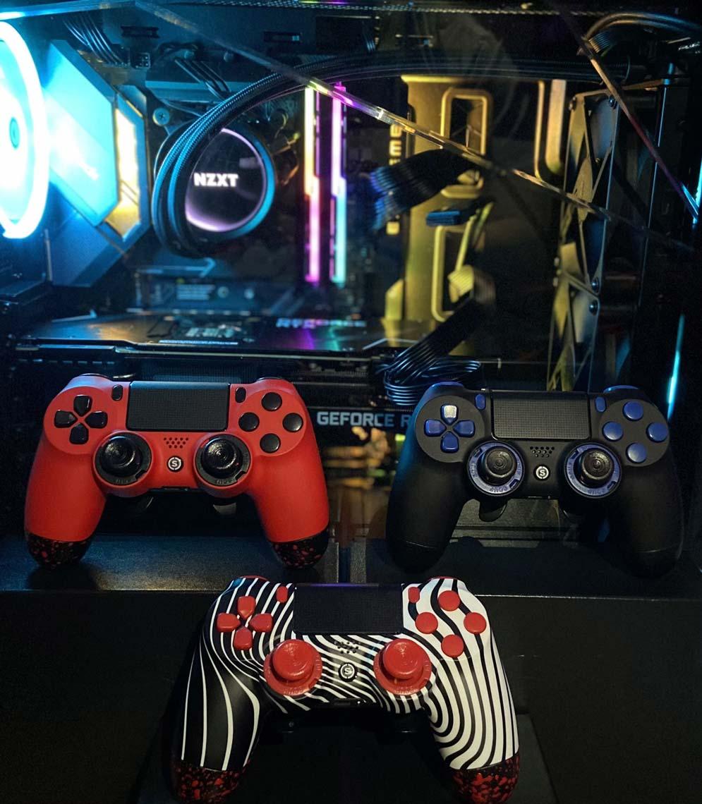 GDbooya Gaming Room Setup