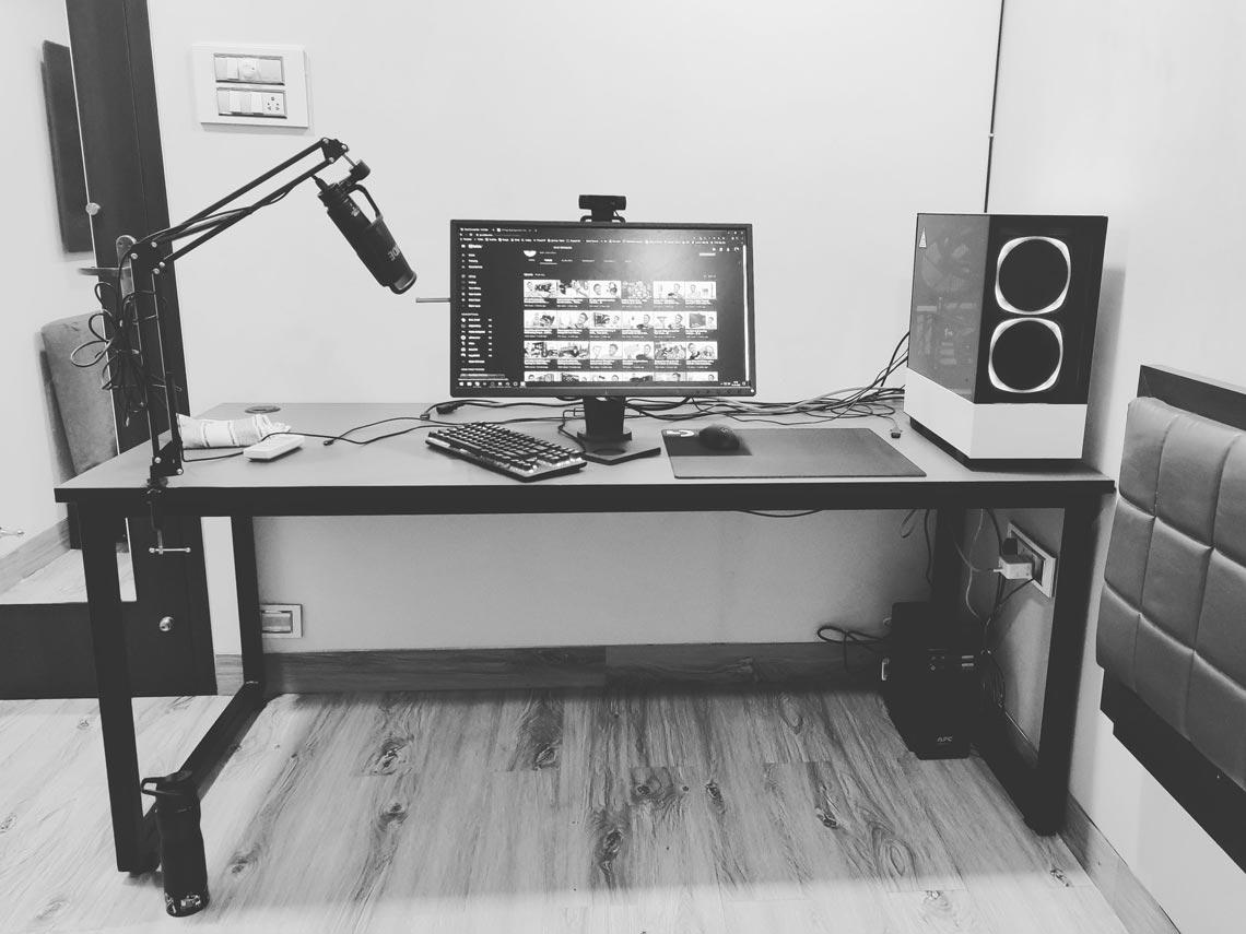 rite2ace Gaming Room Setup