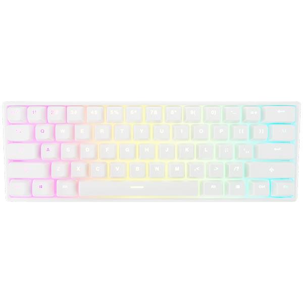 Matrix Elite 60% White Keyboard
