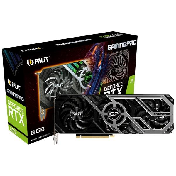 Palit GeForce RTX 3070 GamingPro GPU