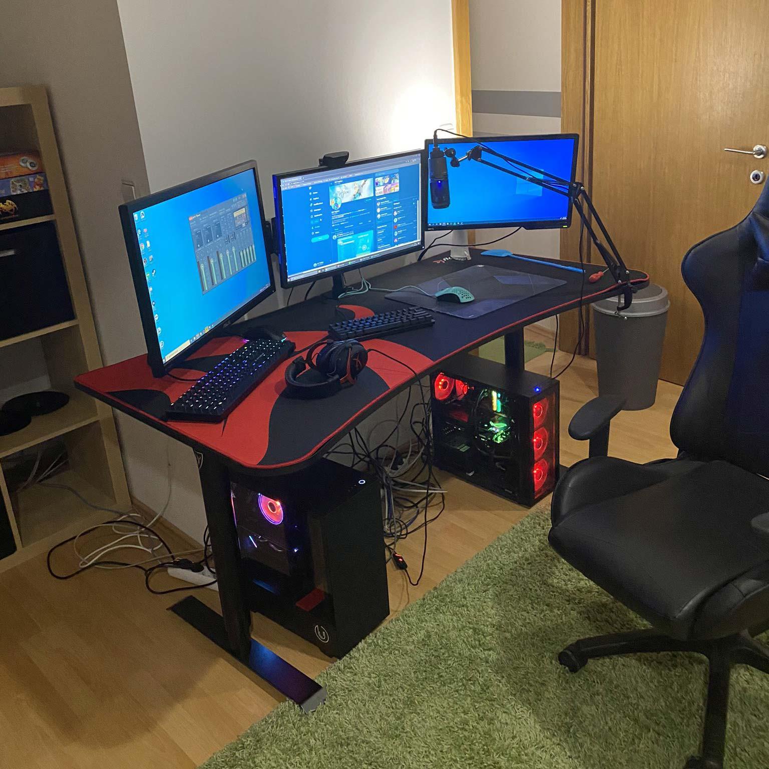 TaySon Gaming Room Setup