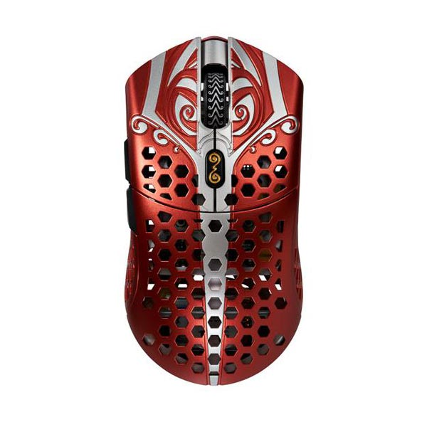 Finalmouse Starlight-12 Ares Red Gaming Mouse