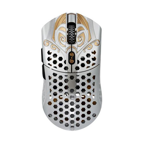 Finalmouse Starlight-12 Zeus White Gaming Mouse